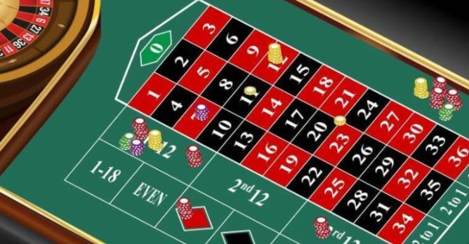 huong dan cach choi roulette hinh anh 1