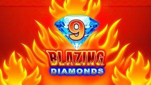 Hướng dẫn cách chơi 9 Blazing Diamonds tại W88