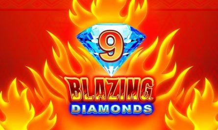 cach choi 9 blazing diamonds tai w88