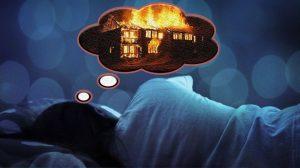 Khám phá: Nằm mơ thấy nhà cháy đánh con gì?